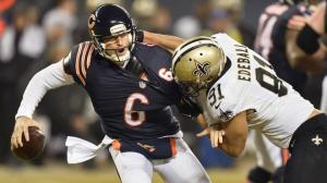 Cutler, Bears look completely lost as Saints take first place in NFC South