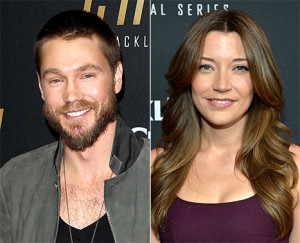 Chad Michael Murray Marries Sarah Roemer, Expecting First Child