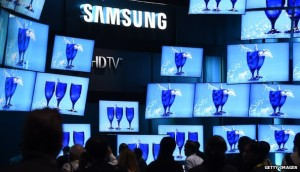 Samsung investigates why its TVs put ads in others' apps