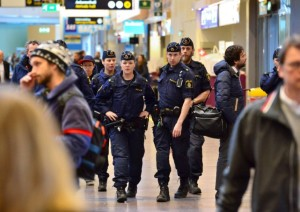 Sweden on alert for possible IS attack in capital
