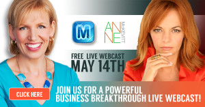 Sequential Success | Free LIVE Webcast with Mari Smith & Anne McKevitt