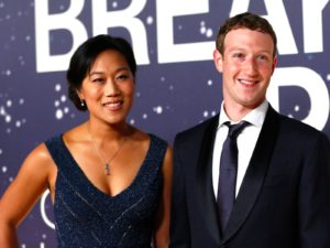 Mark Zuckerberg texted his now-wife about cancelling Facbeook's IPO